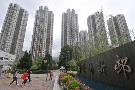 荃灣綠楊新邨兩房戶,業主持貨13年沽,升值3倍。