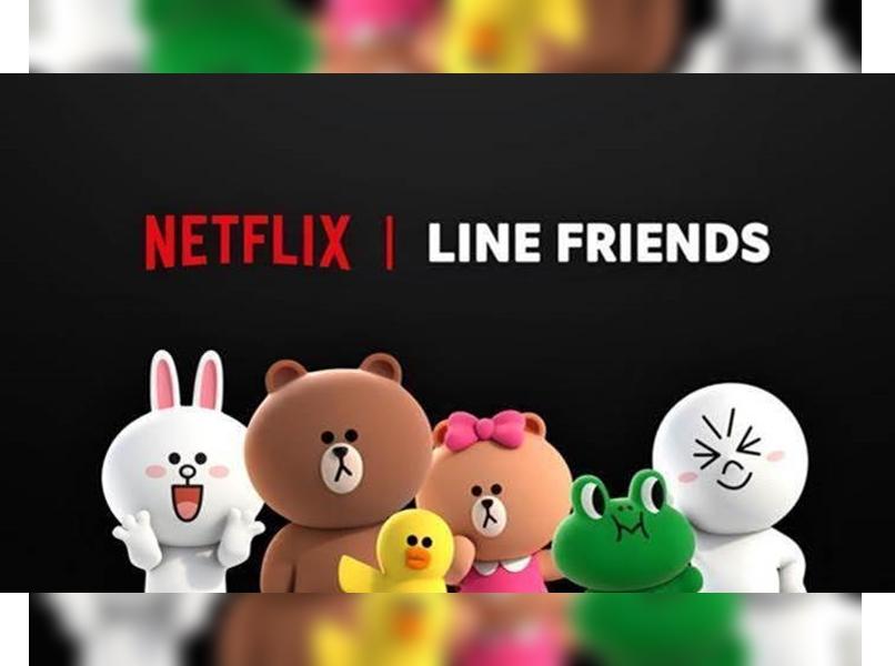Netflix 今日宣布與 LINE FRIENDS 攜手合作,以旗下最受歡迎的 BROWN & FRIENDS 角色打造原創動畫。