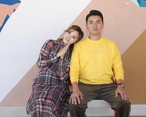 【頭條獨家】朱晨麗投訴牀戲主動除衫 洪永城澄清:我有着褲㗎!
