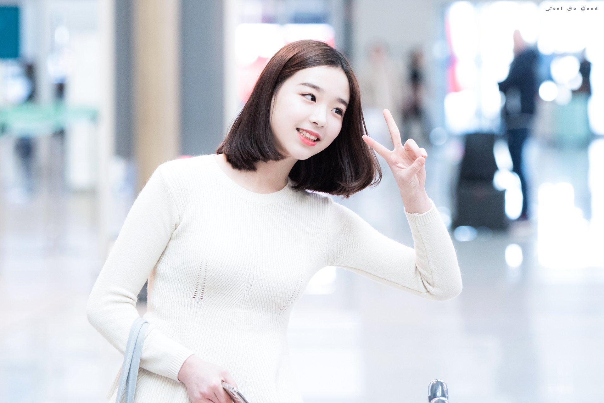 15歲的彩妍外表清純,被欺凌片段出街後,令粉絲十分憤怒。