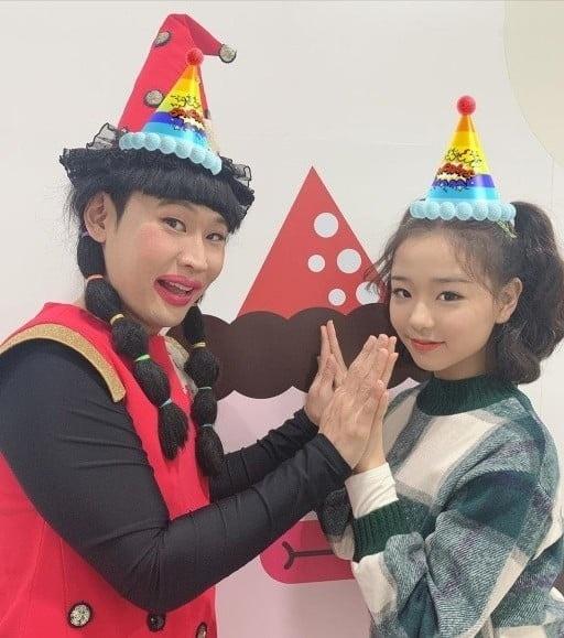 朴東根亦曾侮辱彩妍,他同樣要退出節目。