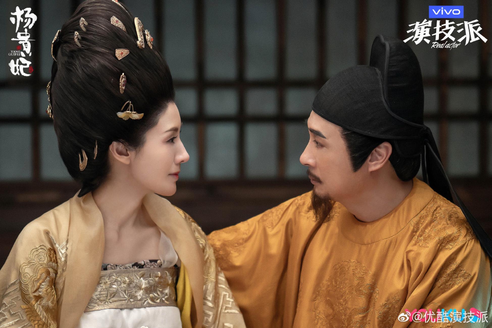 李嘉欣在《演技派》與吳鎮宇做對手戲。