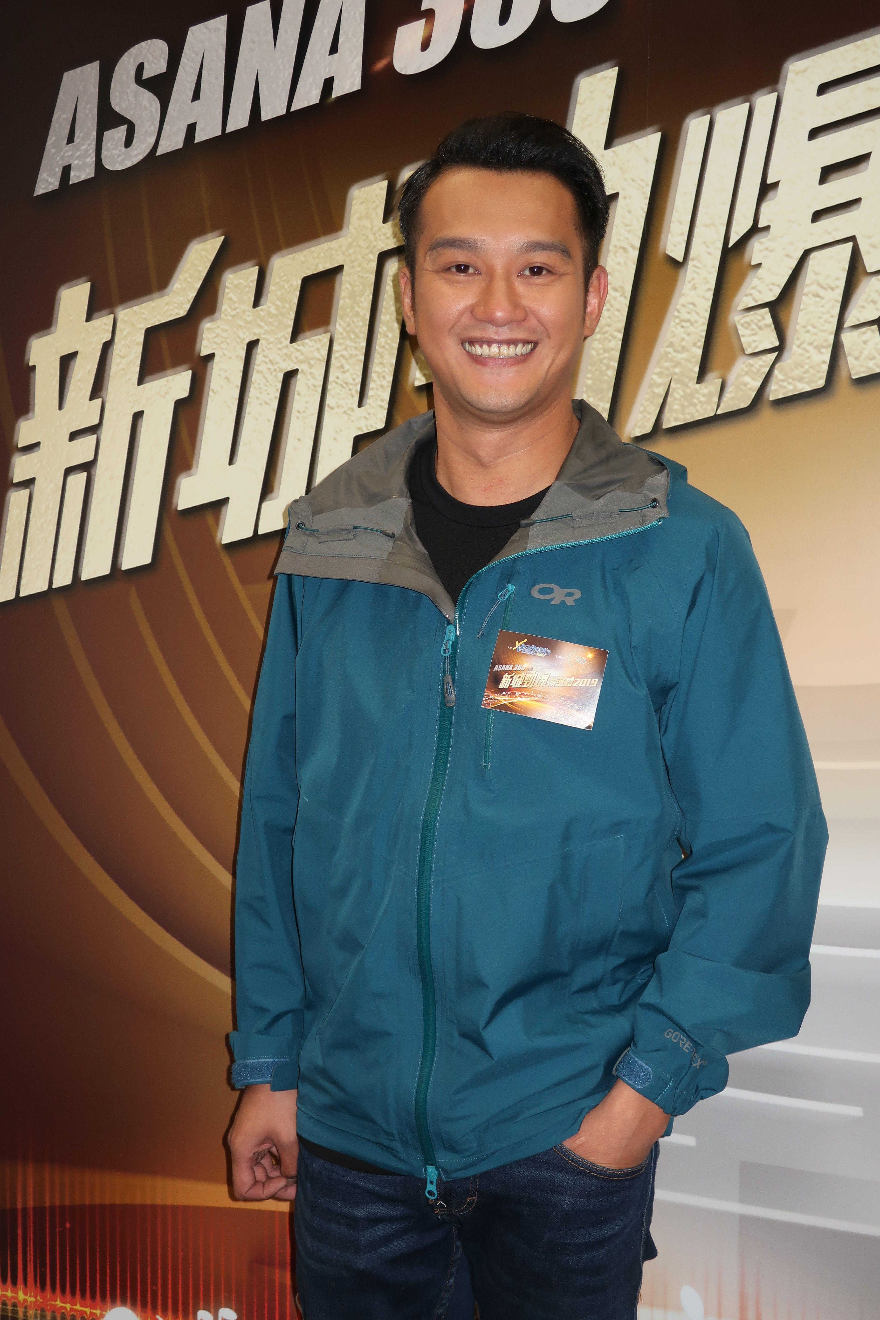 吳浩康昨日仲講緊聖誕點同崔碧珈慶祝。