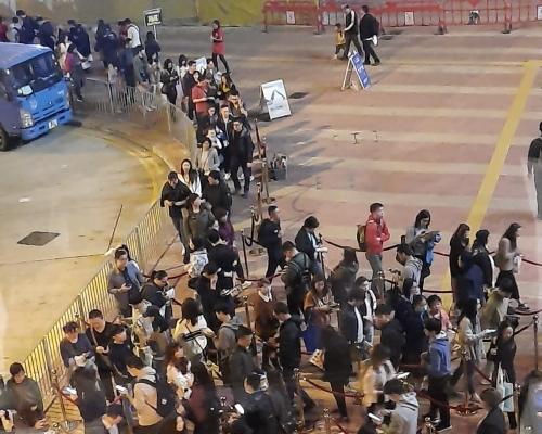 【Kelly Online】「DONKI」荃灣店續有過百人排隊 三大新區掃限定筍貨