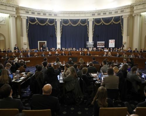 美眾院司法委員會通過彈劾 特朗普批評是騙局