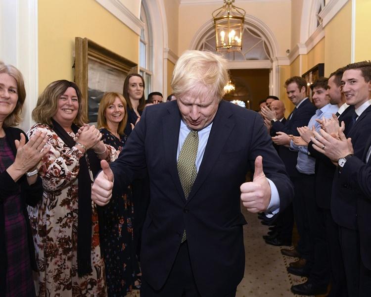 【英国脱欧】欧盟警告约翰逊必须遵守欧盟「公平较量」