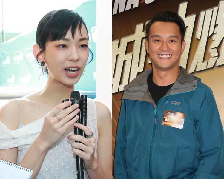 李靖筠覺得好友吳浩康與女友崔碧珈分手好可惜。