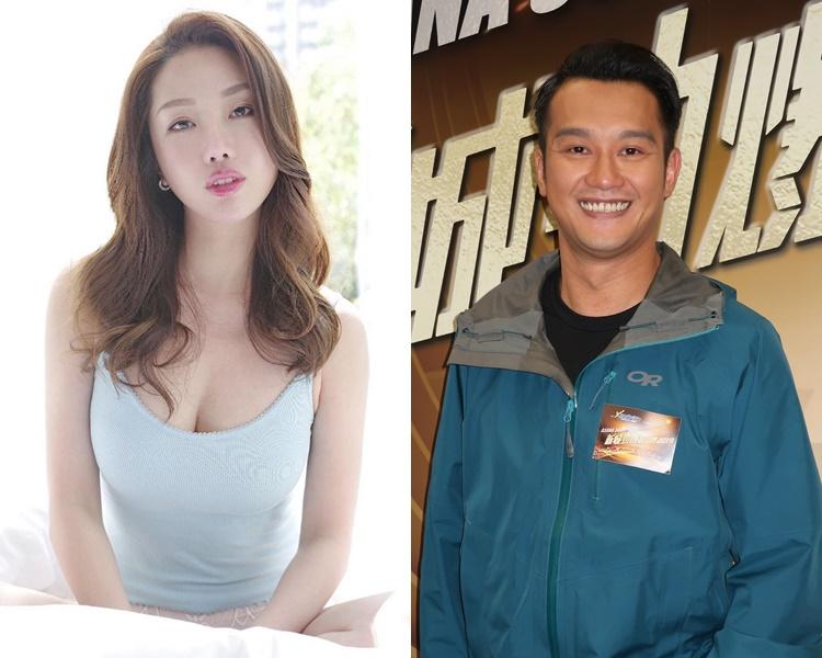 本報今年4月獨家爆吳浩康(右)暗撻崔碧珈,惜兩人昨日宣布分手。