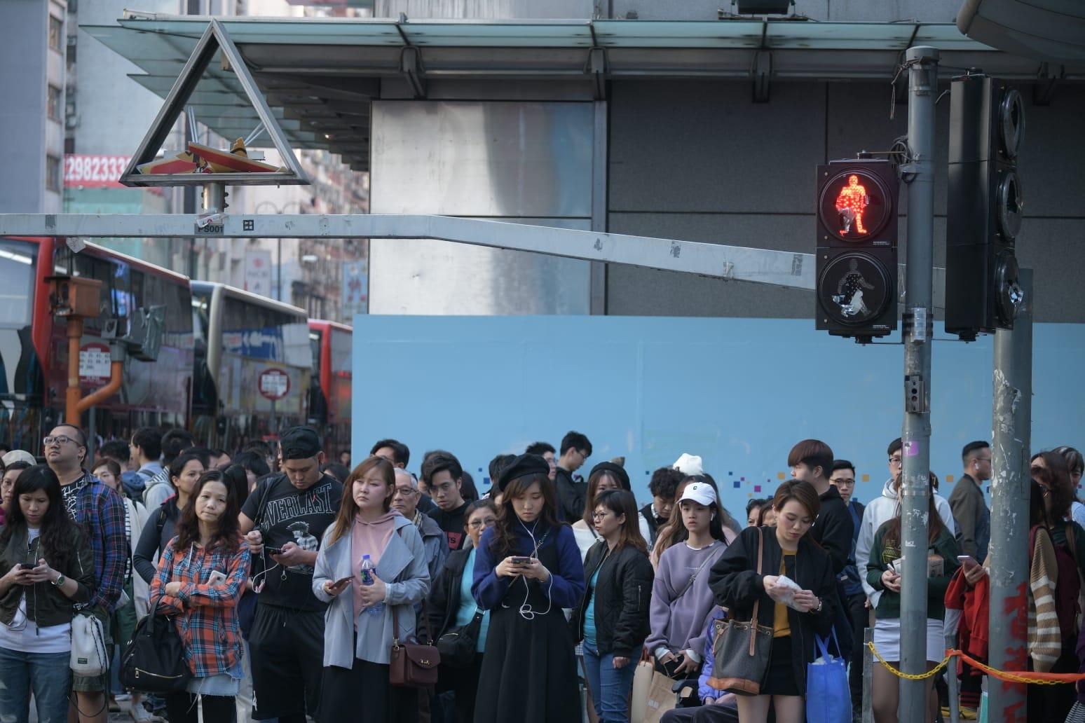 有交通燈仍然未修復。
