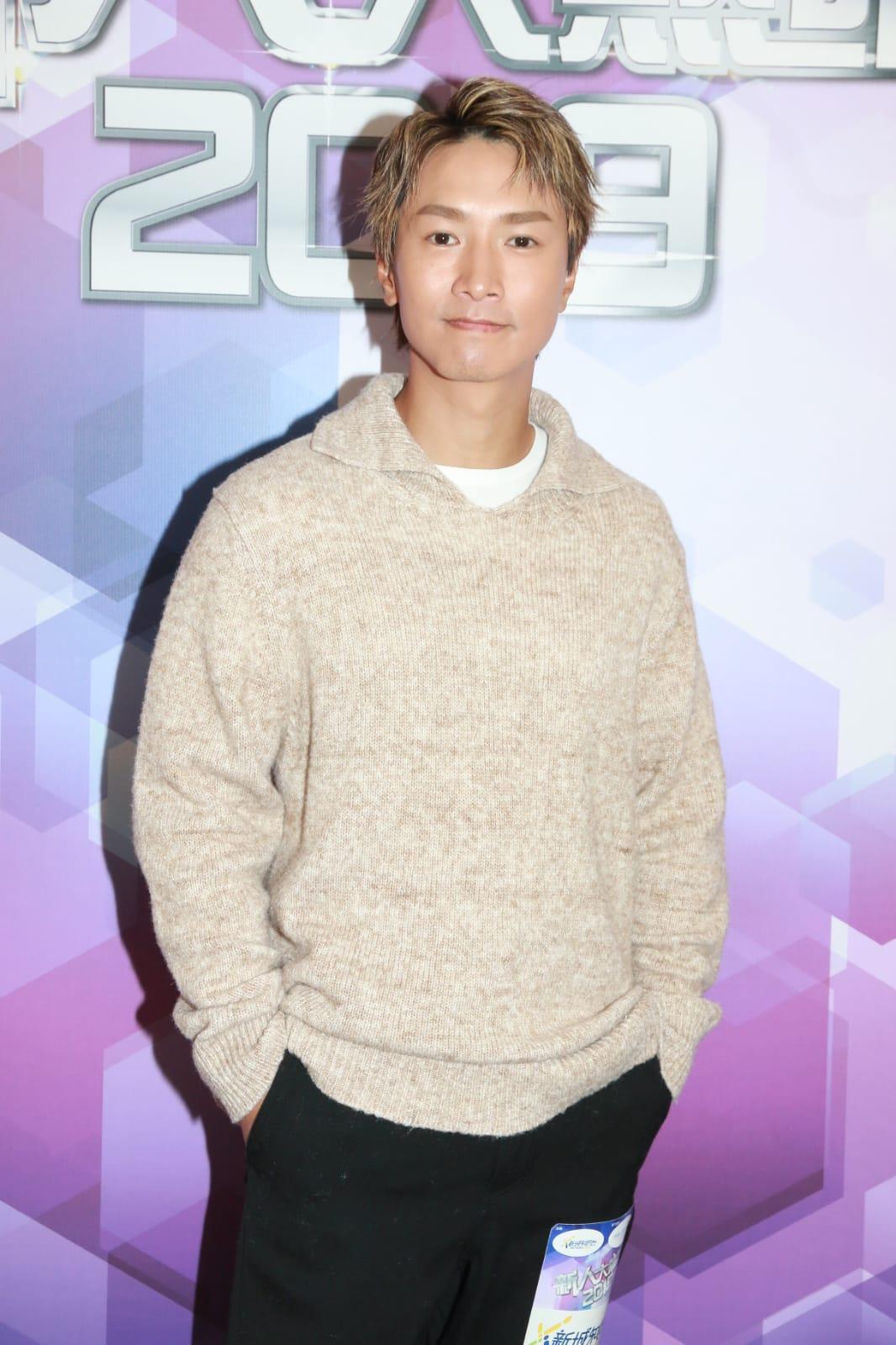 社會氣氛唔好,陳柏宇覺得唔需要強求外界關注樂壇,歌手最緊要做好自己本分。