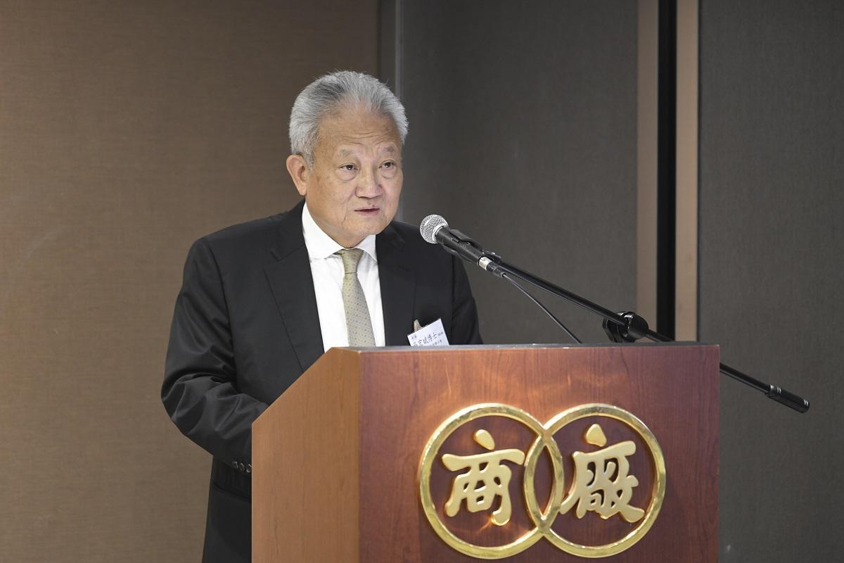 香港中華廠商聯合會會長吳宏斌。資料圖片