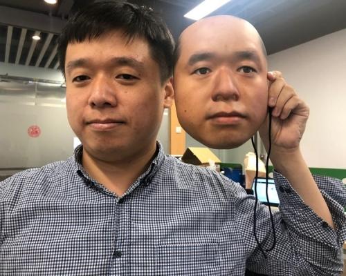 印刷面具破解內地人臉識別  關口電子支付系統存漏洞