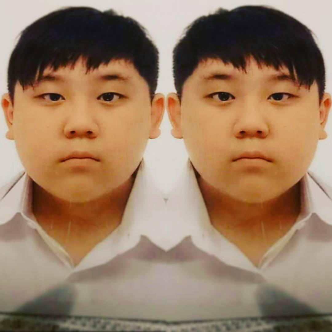 姜濤當年曾是肥仔。