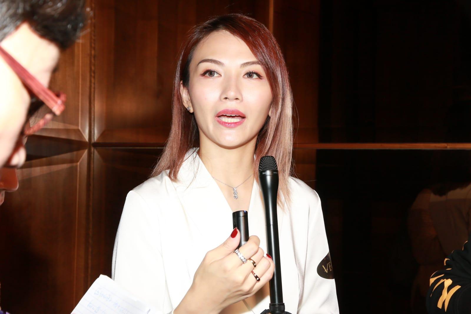 陳樂榣希望由小企進佔成中企,當一個中企業家。