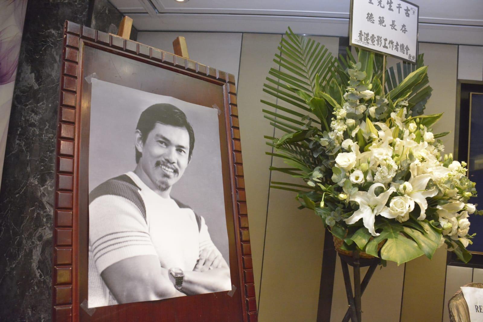 資深動作演員陳星9月在印尼辭世。