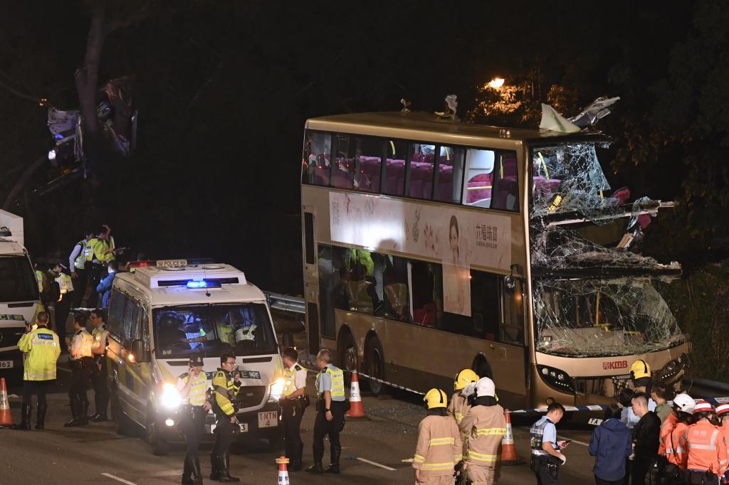 上月粉嶺公路發生嚴重交通事故,今年三碧坐落北位,交通上也會成為一個強烈爭拗。