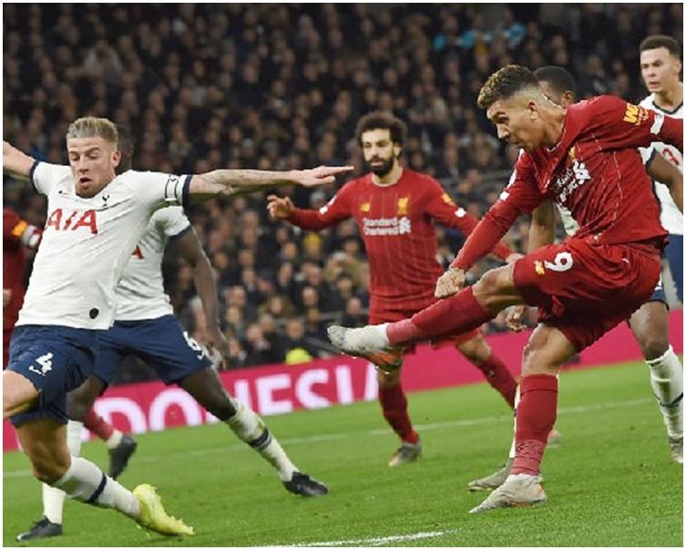 利物浦作客以1:0擊敗熱刺。利物浦Twitter圖片