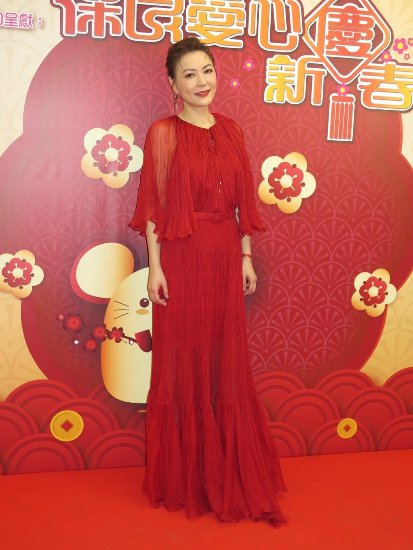 田蕊妮今日直認尚有個多月便約滿TVB。