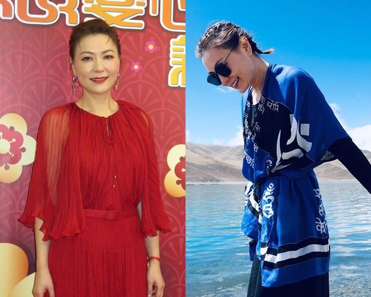 田蕊妮終認不續約TVB了!