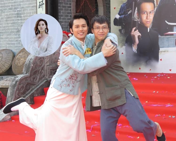 何廣沛踢爆坤哥同朱晨麗喺劇中有感情線,坤哥驚驚唔敢爭。