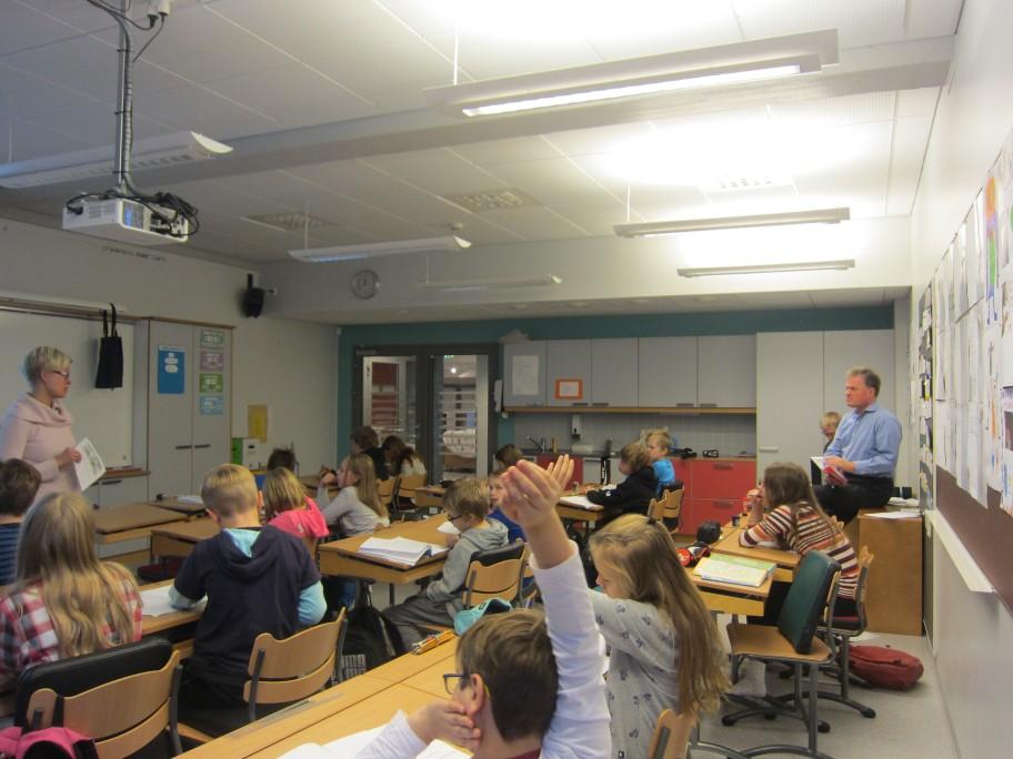 芬蘭教育制度完善,著重培養學生的批判思維。(網上圖片)
