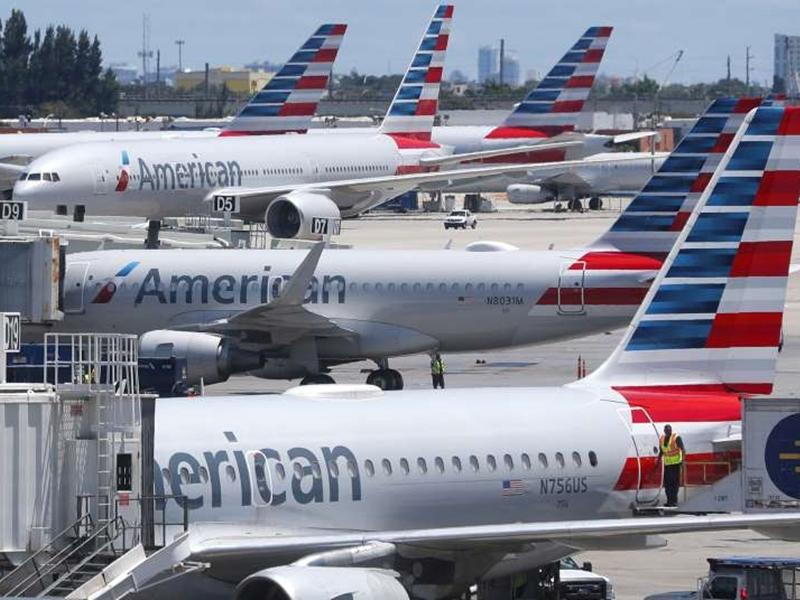 美國航空公司。AP