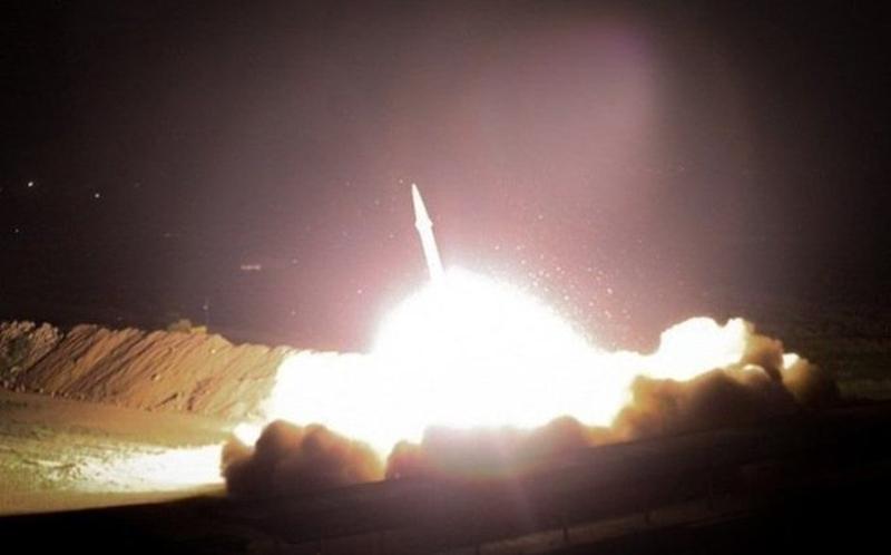 伊拉克巴格達附近有美軍駐守軍事基地遇襲未有傷亡。(網圖)