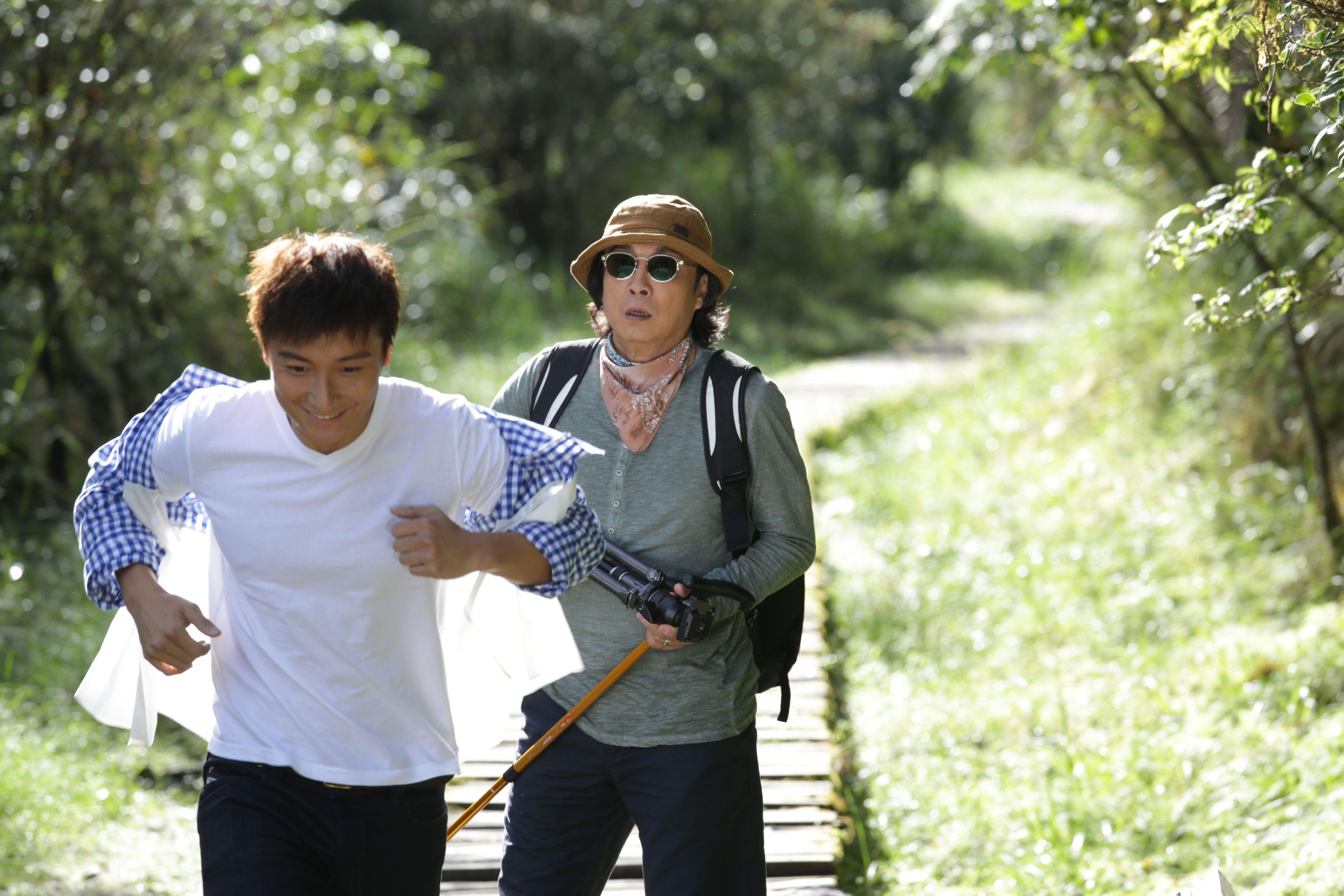 5年前的《華麗轉身》是松哥在TVB拍的最後一套劇,拍劇較辛苦可能之後松哥未必再有體力拍劇。