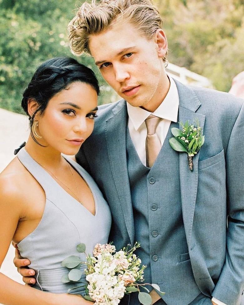 雲妮莎與Austin九年情玩完。