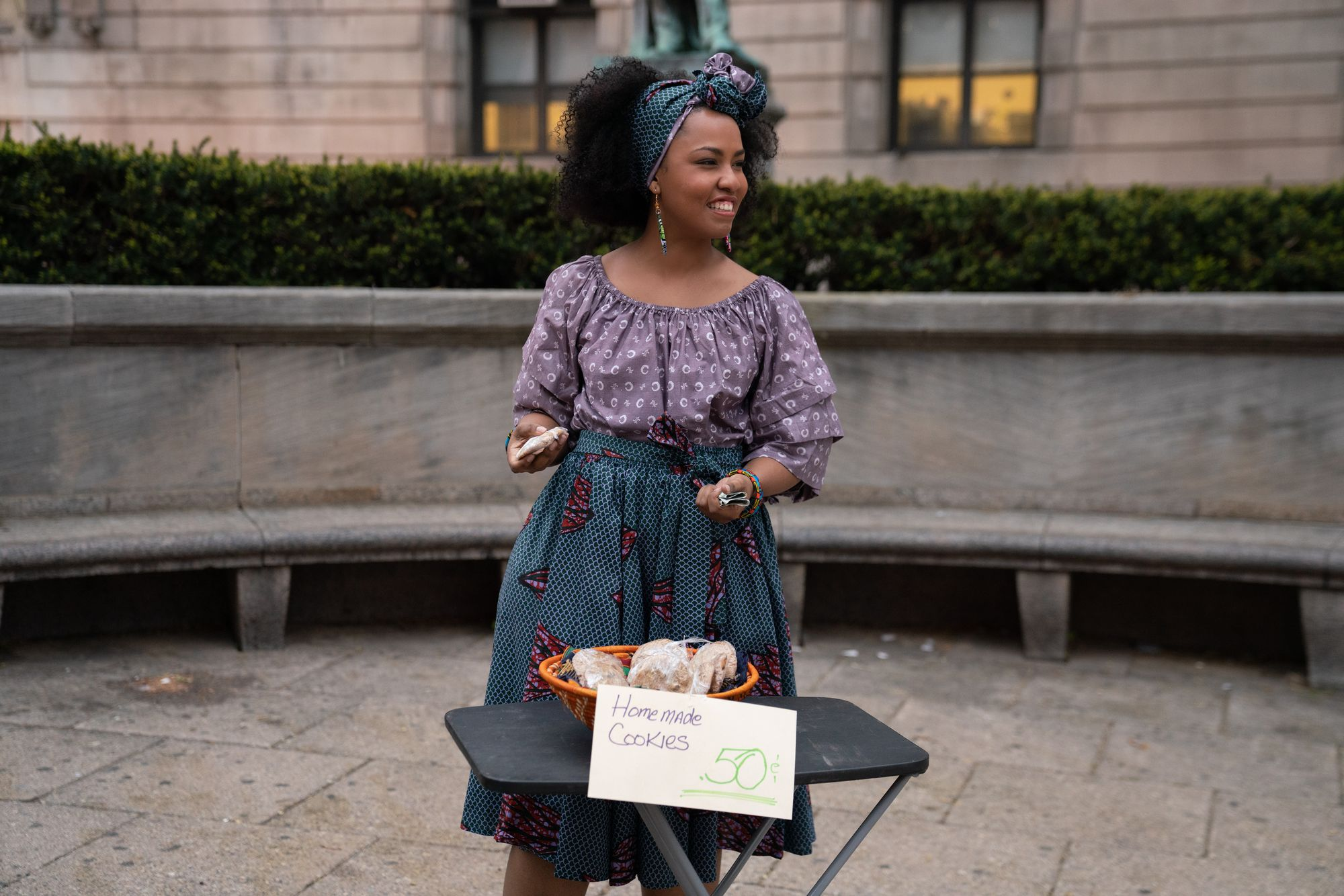 EP06/《The Baker》:Beatrice 在烏干達有 22 個兄弟姊妹,她是家中唯一一個得以離開家鄉來到美國讀大學的人。她希望透過販賣自己的朱古力曲奇,逐步實現自己的美國夢。