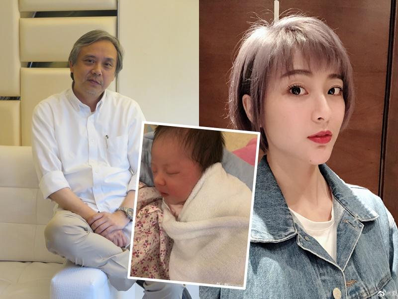 陳嘉上去年承認與夏沫僑婚訊,今年再當爸。