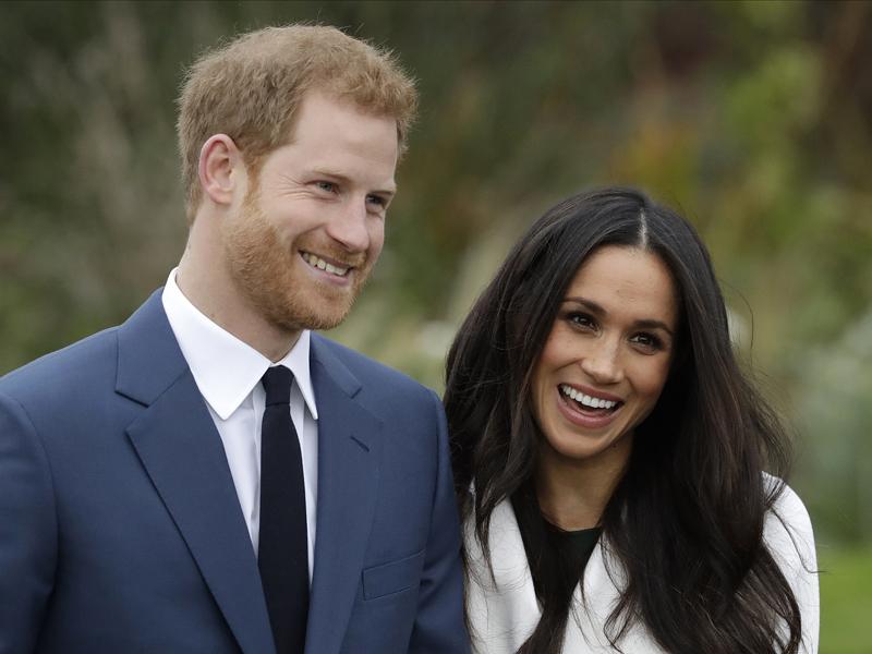 一项新的民意调查显示,绝大多数加拿大人不愿支付哈里王子和梅根在加拿大居住的相关开支。资料图片