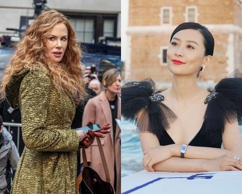 【HBO】同妮歌潔曼合作  陳法拉首套美劇五月有得睇