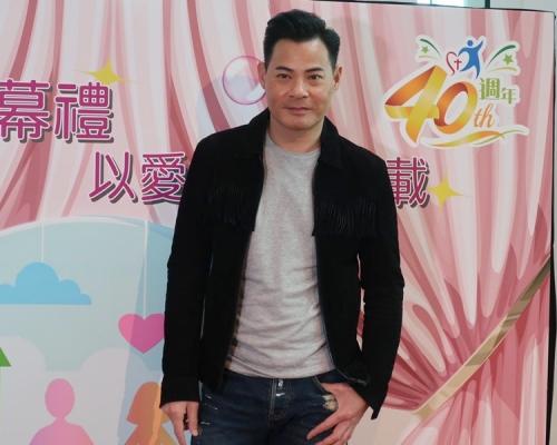 黃智賢自爆家中添新成員留港度歲