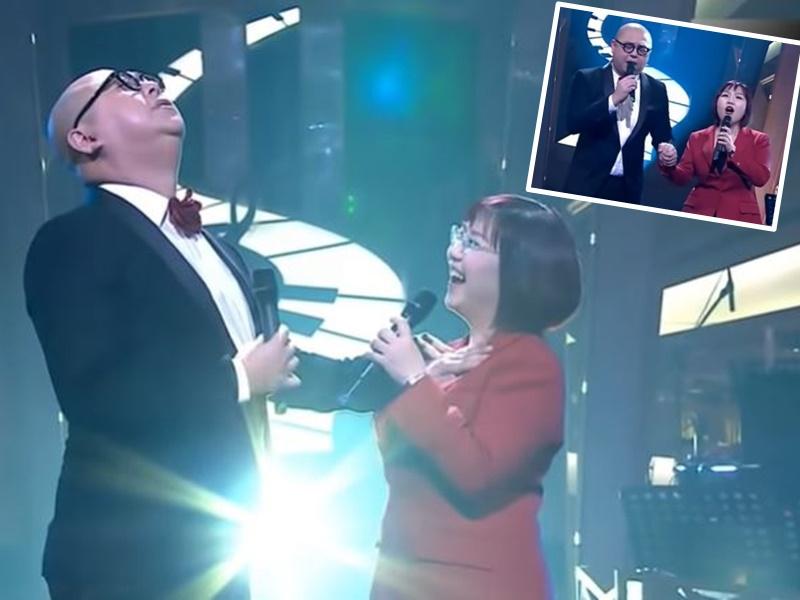 Bob和麥玲玲唱歌夠嚇人外,只好以拖手和摸胸轉移視線。