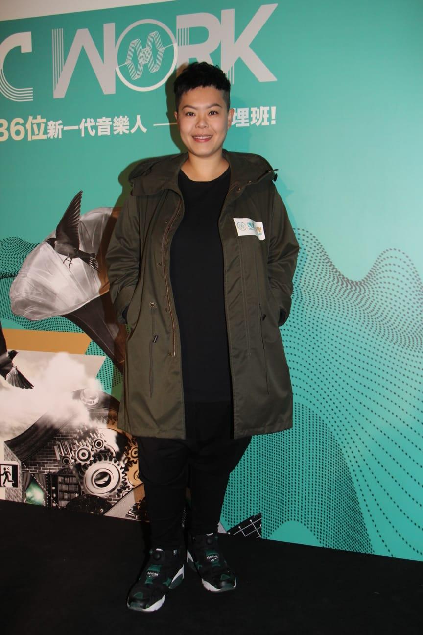 林二汶希望同到年青音樂人合作。