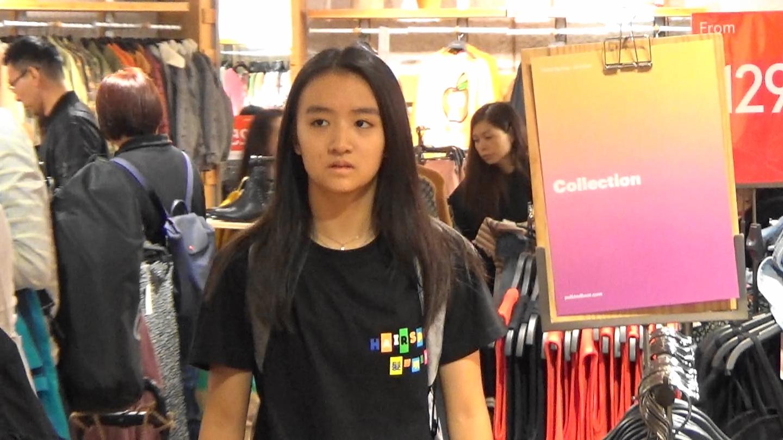 柏安妮的16歲細女眼圓圓、鼻高高,跟「木村女」光希有9成相似!