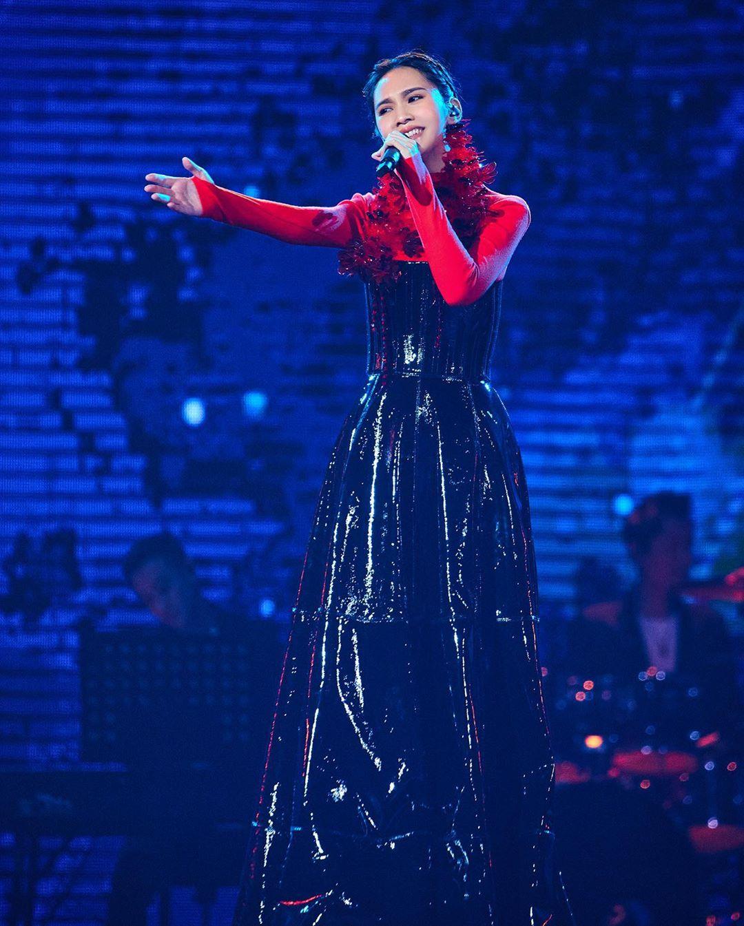 楊丞琳稱最重視歌迷平安健康。
