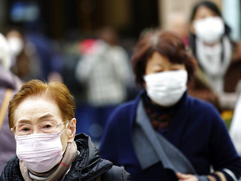 日本确诊第四宗新型肺炎个案 。
