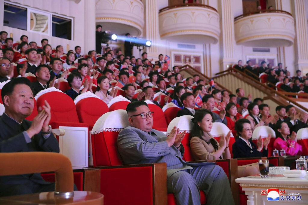 北韩领袖金正恩早前暗示恢复试射洲际弹道导弹。
