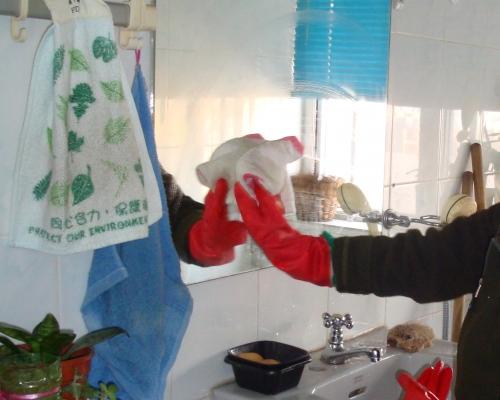 【武漢肺炎】衞生署倡正確方法消毒家居 更有效清潔家具浴室