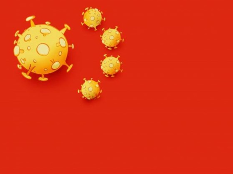 【武汉肺炎】丹麦报刊「五颗病毒红旗」讽刺漫画 中方轰辱华要求道歉