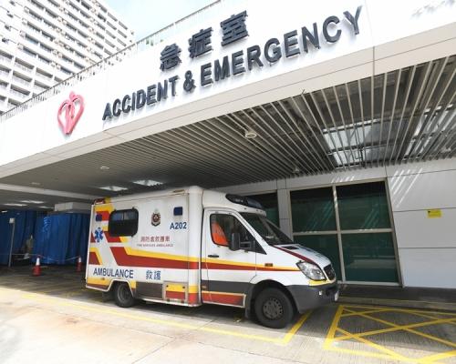 【武漢肺炎】深切治療部15護士請病假  東區醫院:已調配人手維持服務