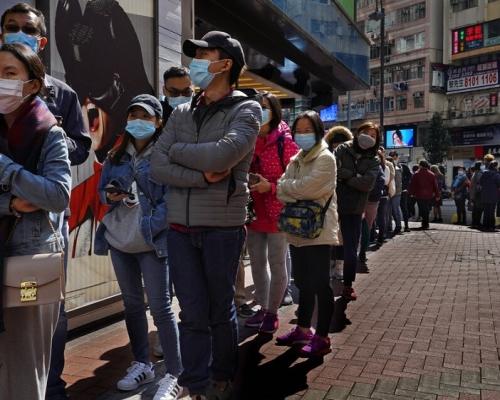 【武漢肺炎】美國3M總裁:已24小時加緊生產口罩