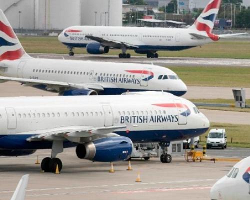 【武漢肺炎】英航宣布暫停所有來往中國內地的航班