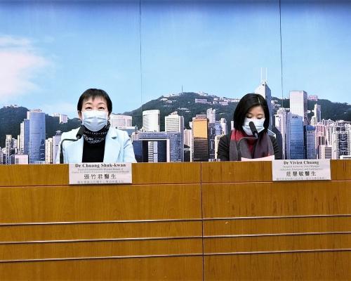【武漢肺炎】瑪麗醫院2名懷疑確診內地夫婦22日來港 曾入住2間酒店