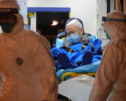 【武漢肺炎】內地夫婦確診肺炎轉送瑪嘉烈醫院 曾入住2間酒店