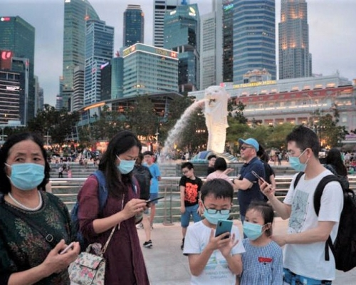 【武漢肺炎】新加坡再確認3宗新型冠狀病毒 患者來自武漢