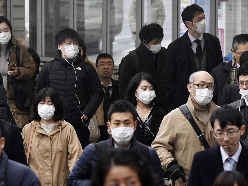 日本再多一人确诊感染新型冠状病毒,至今11人确诊。