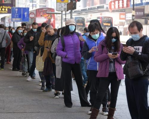 【武漢肺炎】一帖睇晒最新口罩返貨情況 日本城30分店賣韓國口罩